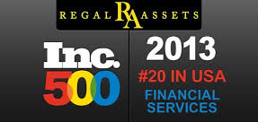 2013 financial service regal assets